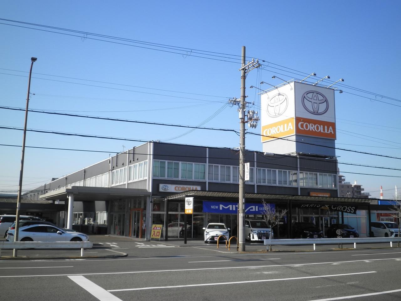 (62)トヨタカローラ南海(株)