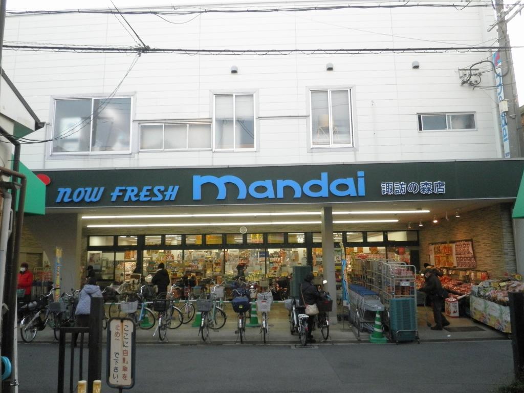 (55)(株)万代 諏訪の森店